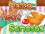 Make meat samosas